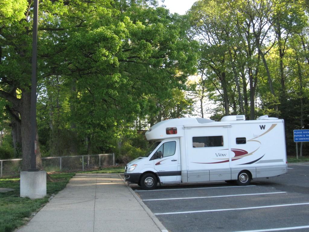 Walt Whitman Rest Area