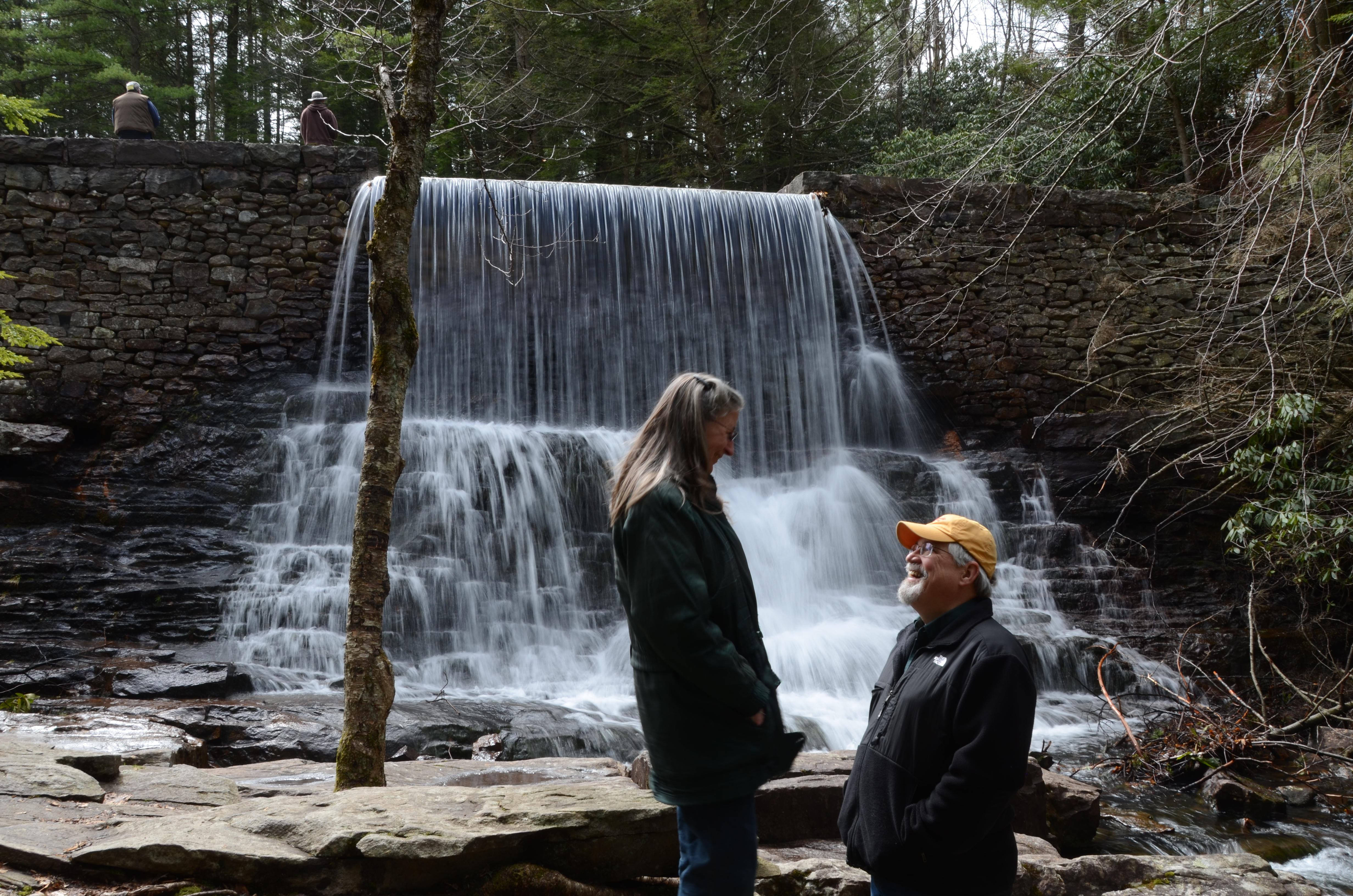 Hickory Run State Park On The Road With Bob Amp Louise Kelly