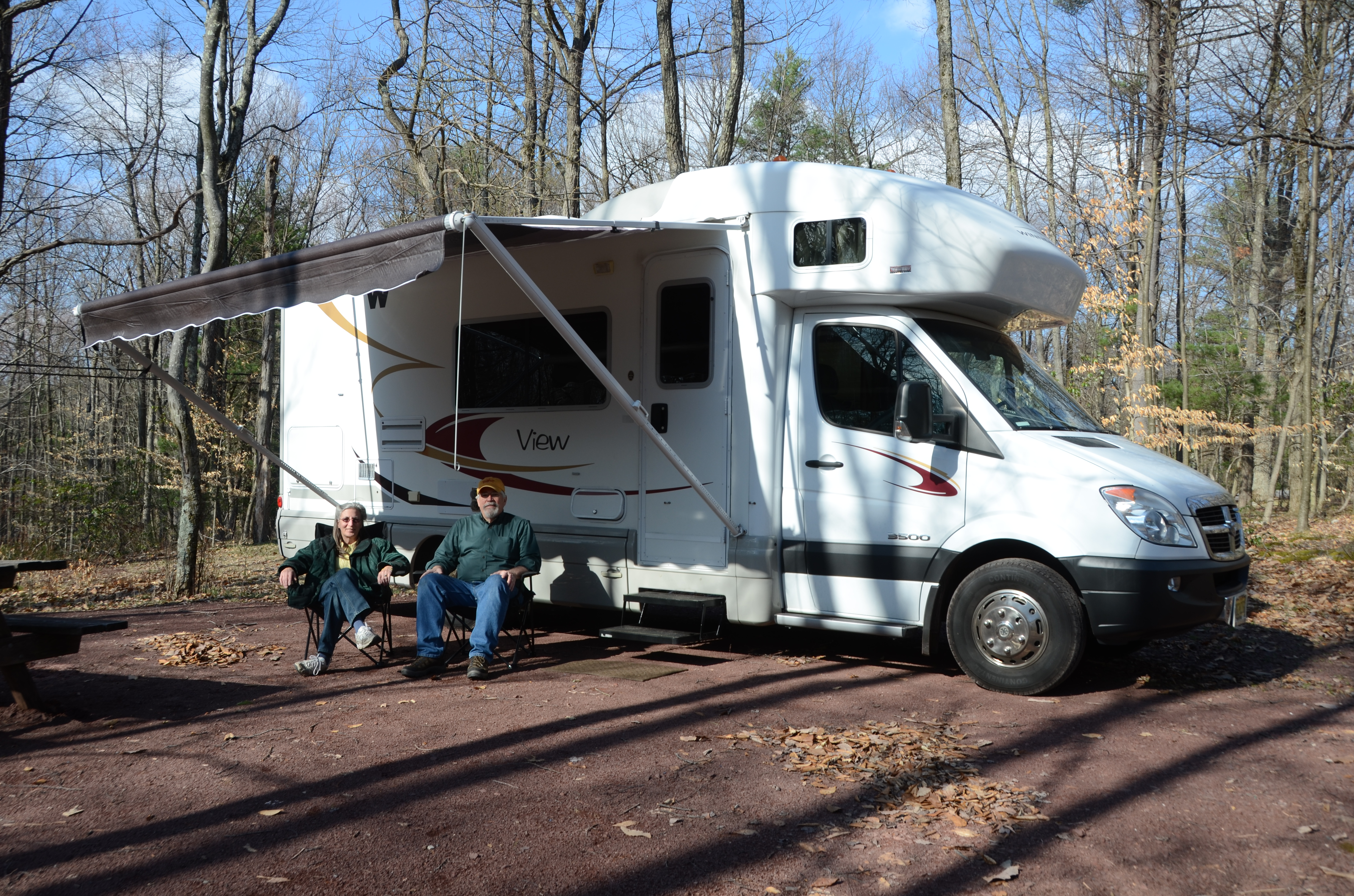 Hickory Run State Park | On the Road with Bob & Louise Kelly