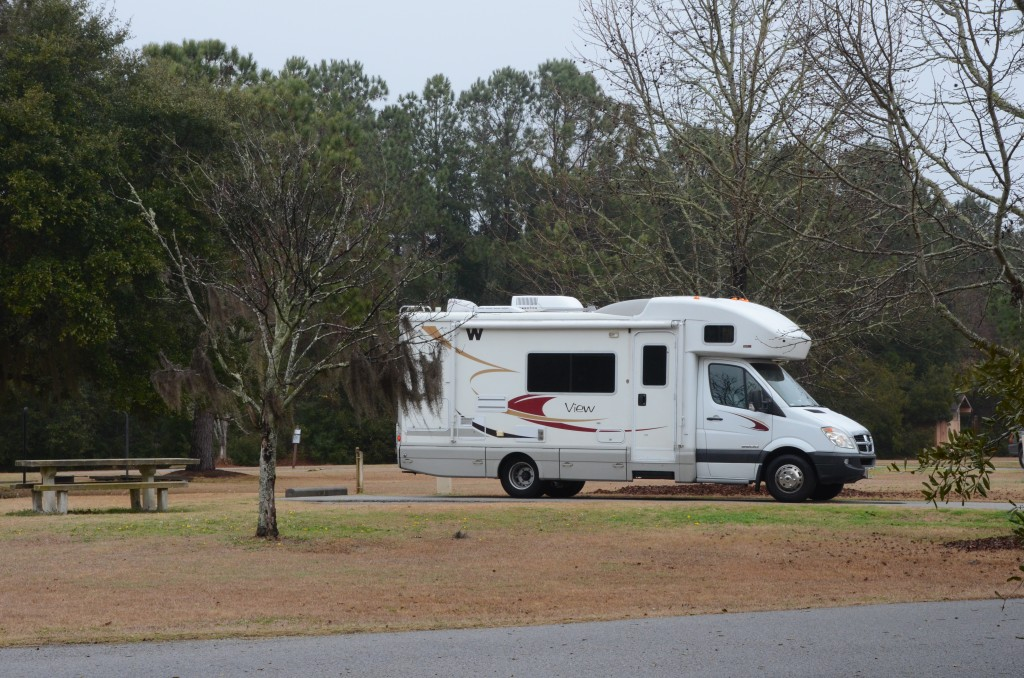 Buck Hall Campground