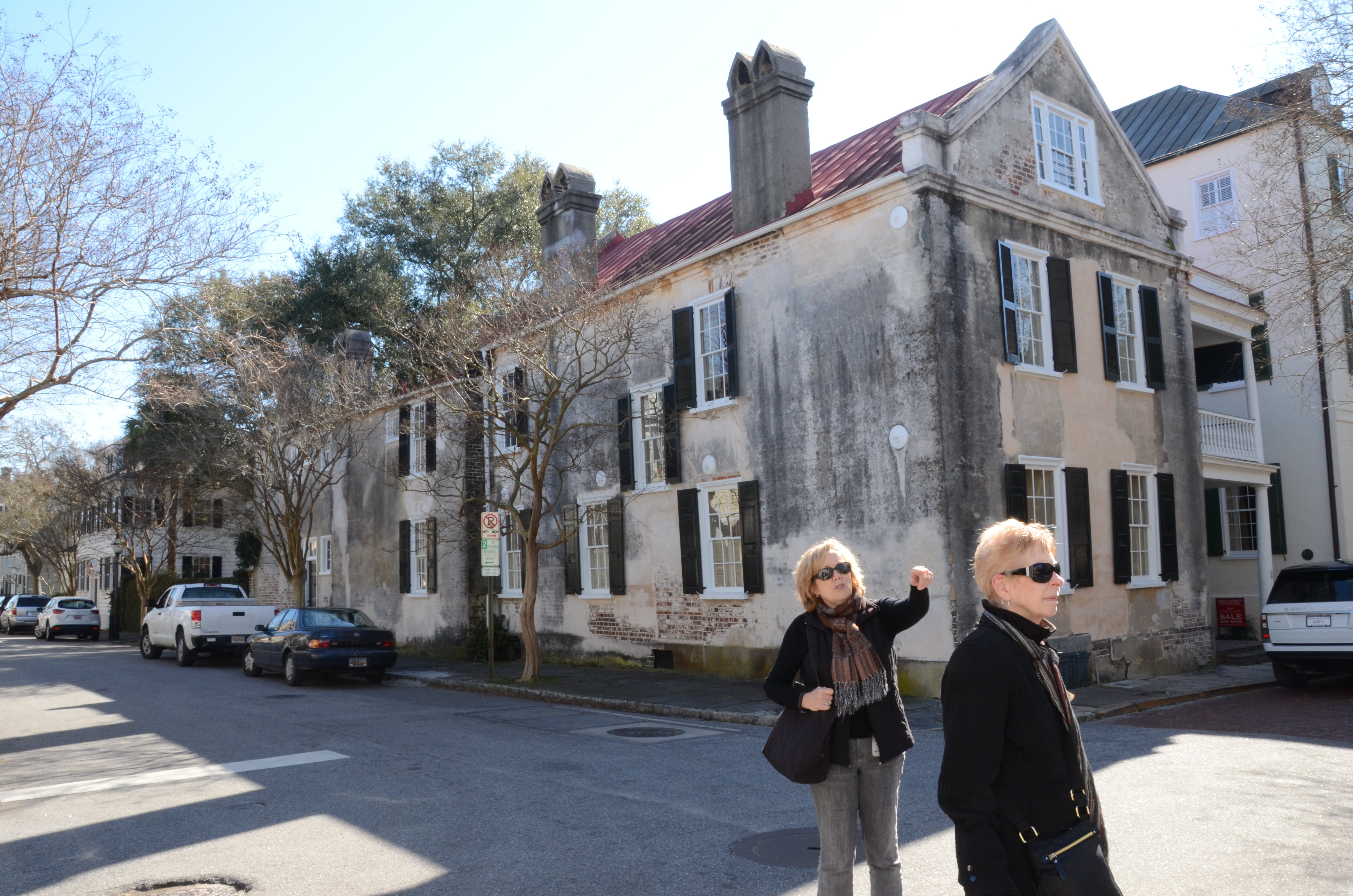 Charleston On The Road With Bob Amp Louise Kelly